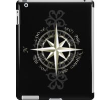 Not all those who wander are lost - J.R.R Tolkien iPad Case/Skin