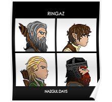 Nazgul Days Poster