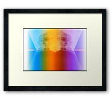replicant Framed Print