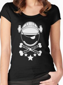 The Martian - Space Pirate Women's Fitted Scoop T-Shirt