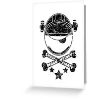 The Martian - Space Pirate Greeting Card