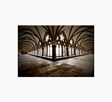 Salisbury Cathedral Cloisters Unisex T-Shirt