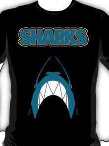 In the Jaws of the Sharks T-Shirt