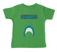 In the Jaws of the Sharks Baby Tee