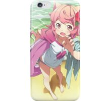 Cute Nekomimi girl iPhone Case/Skin