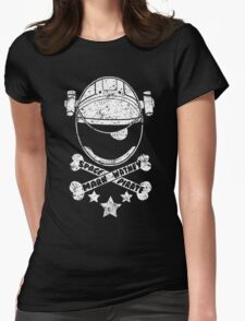 The Martian - Space Pirate Womens Fitted T-Shirt