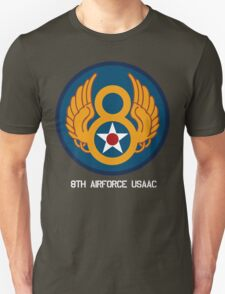 8th Airforce Emblem  T-Shirt