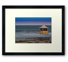 The Entrance Beach, New South Wales Framed Print