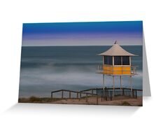 The Entrance Beach, New South Wales Greeting Card