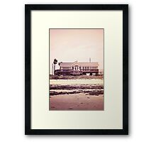 The Perfect Summer Framed Print