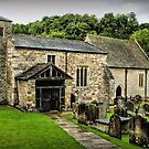 St Gregory's Minster, Kirkdale. by Colin Metcalf