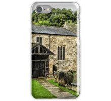 St Gregory's Minster, Kirkdale. iPhone Case/Skin
