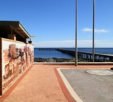 Port Victoria Jetty by RedNomadOZ