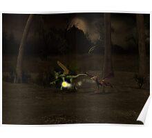 Hunter's Moon - Chasing the Light Poster