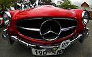 Mercedes Benz 190 SL 1958 model  by Carole-Anne
