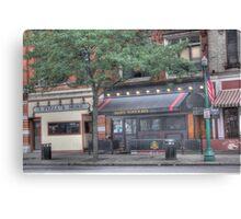 A Pizza & More - Cortland, NY Canvas Print