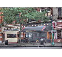 A Pizza & More - Cortland, NY Photographic Print