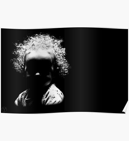 Hair of Doom Poster