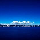 Crater Lake sky by vanishedtwin