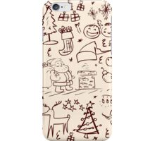 Christmas Collection iPhone Case/Skin