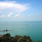 Lake Balaton, Hungary by Robert Bertino