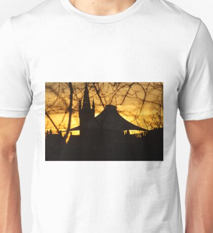 Afternoon. Unisex T-Shirt