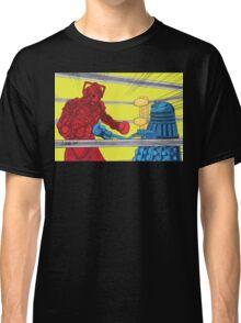 Rockem Sockem WhoBots Classic T-Shirt