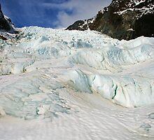fox glacier III  south westland  nz by rina  thompson