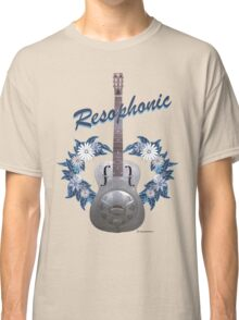 Resophonic Guitar 2 Classic T-Shirt