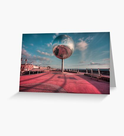 Let's Disco? Greeting Card