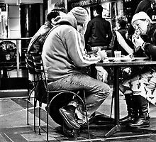 Melbourne Eating by costagavras