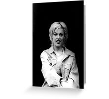 Rebekah Greeting Card
