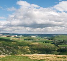 Bremish Valley, The Cheviots by laura88