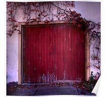 The red door Poster