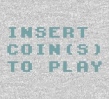 Insert coin(s) to play Kids Clothes