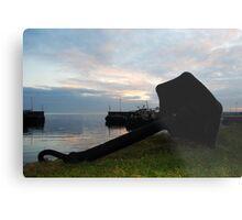 Greencastle Harbour Metal Print