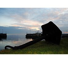 Greencastle Harbour Photographic Print