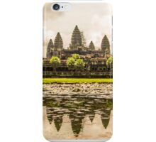 Angkor Wat iPhone Case/Skin