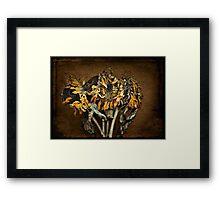 Vincent Bouquet Framed Print
