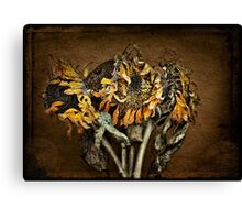 Vincent Bouquet Canvas Print