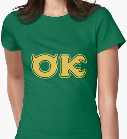 Pledge Oozma Kappa Womens Fitted T-Shirt