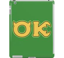 Pledge Oozma Kappa iPad Case/Skin