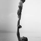 Father and Son by Igli Martini