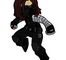 Winter Soldier by Twkirky