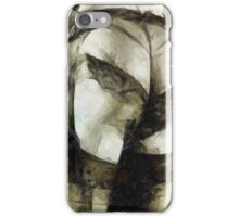 Knickers by Mary Bassett iPhone Case/Skin