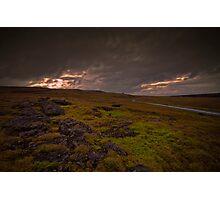 Cumbrian Moors Photographic Print