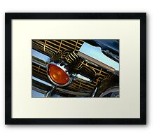Bumper Bling Framed Print