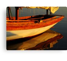 Beauty in The Morning Light Canvas Print