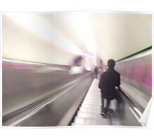 underground motion #1 Poster