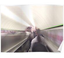 underground motion #2 Poster